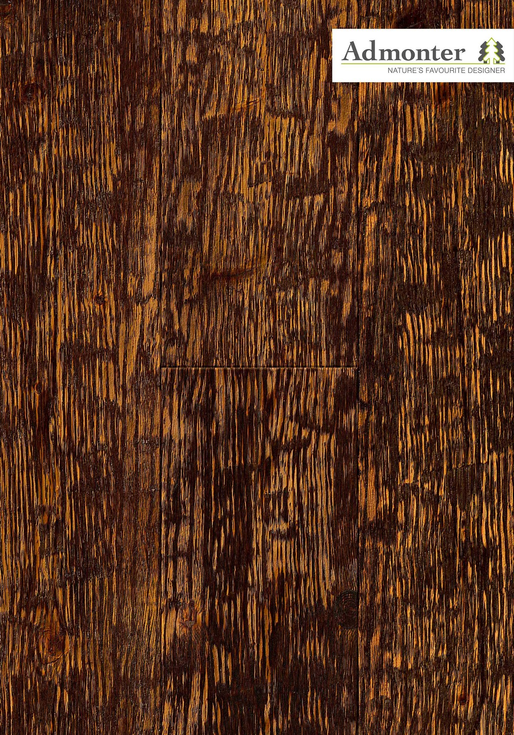 Паркетная доска Larch aged black robust rustic
